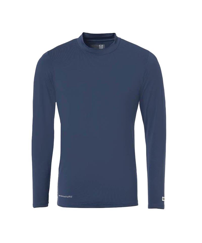 Uhlsport Unterhemd Baselayer langarm Kinder F14 - blau