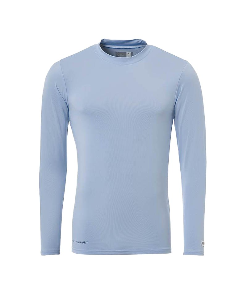 Uhlsport Unterhemd Baselayer langarm Kinder F15 - blau
