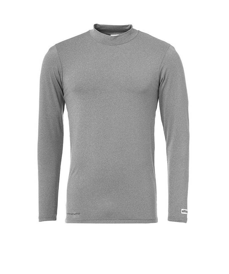 Uhlsport Unterhemd Baselayer langarm Kinder F17 - grau