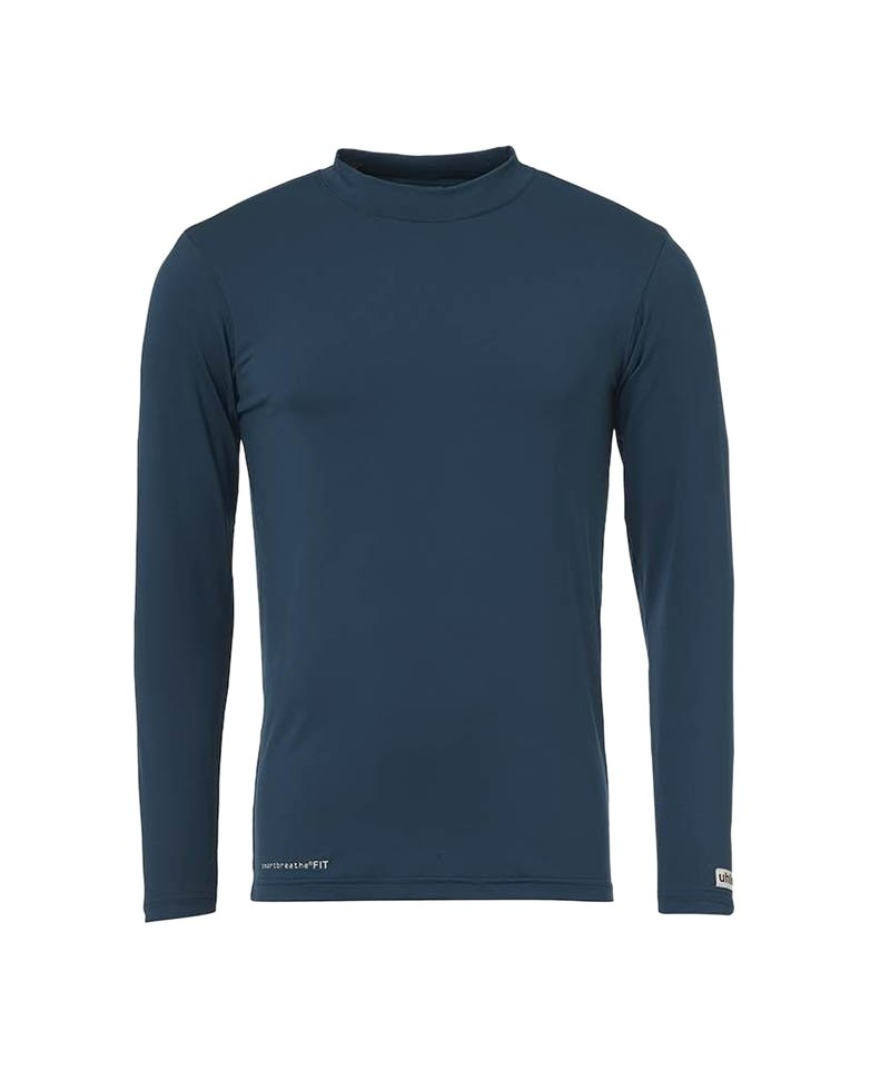 Uhlsport Unterhemd Baselayer langarm Kinder F18 - blau