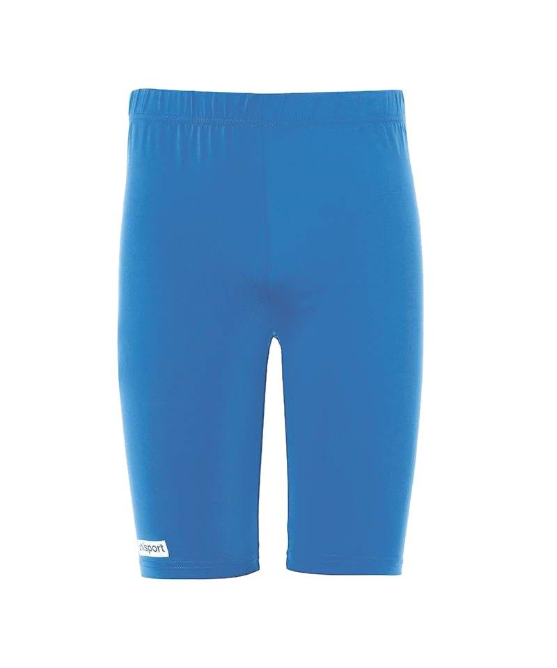 Uhlsport Hose kurz Tight Short Blau F10 - blau