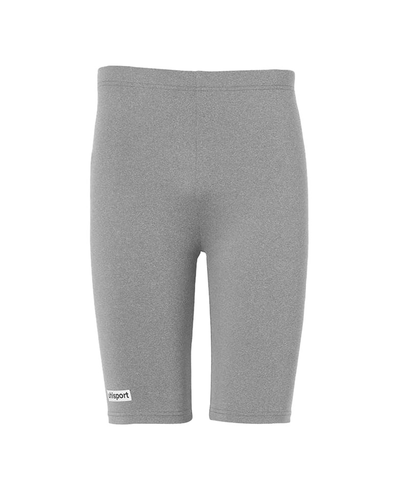 Uhlsport Hose kurz Tight Short Kinder Grau F17 - grau