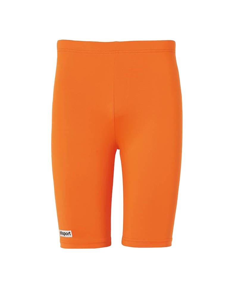 Uhlsport Hose kurz Tight Short Kinder Orange F19 - orange