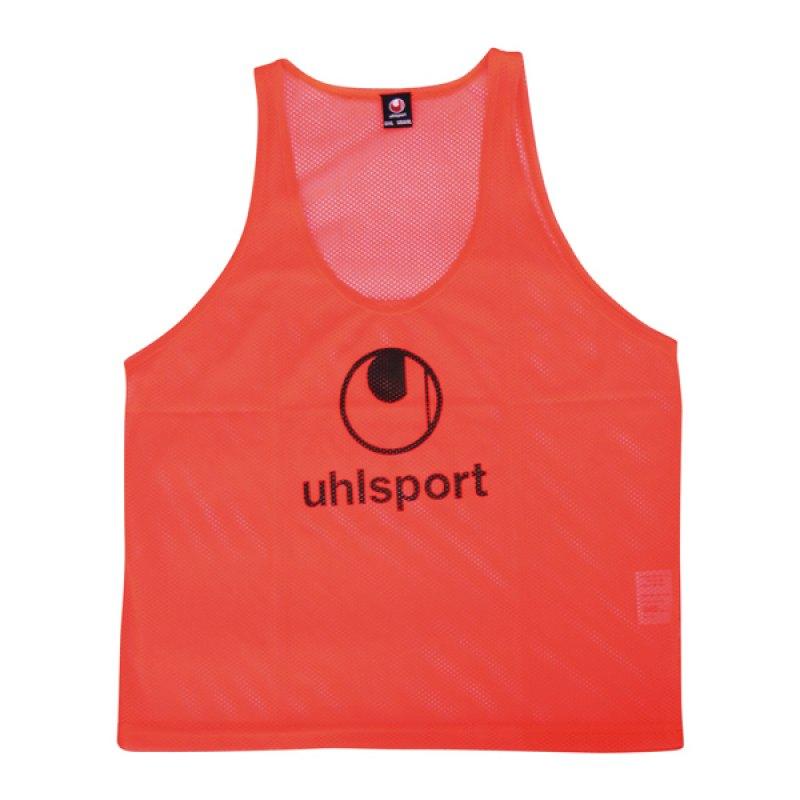 Uhlsport Markierungshemd Leibchen Orange F04 - orange