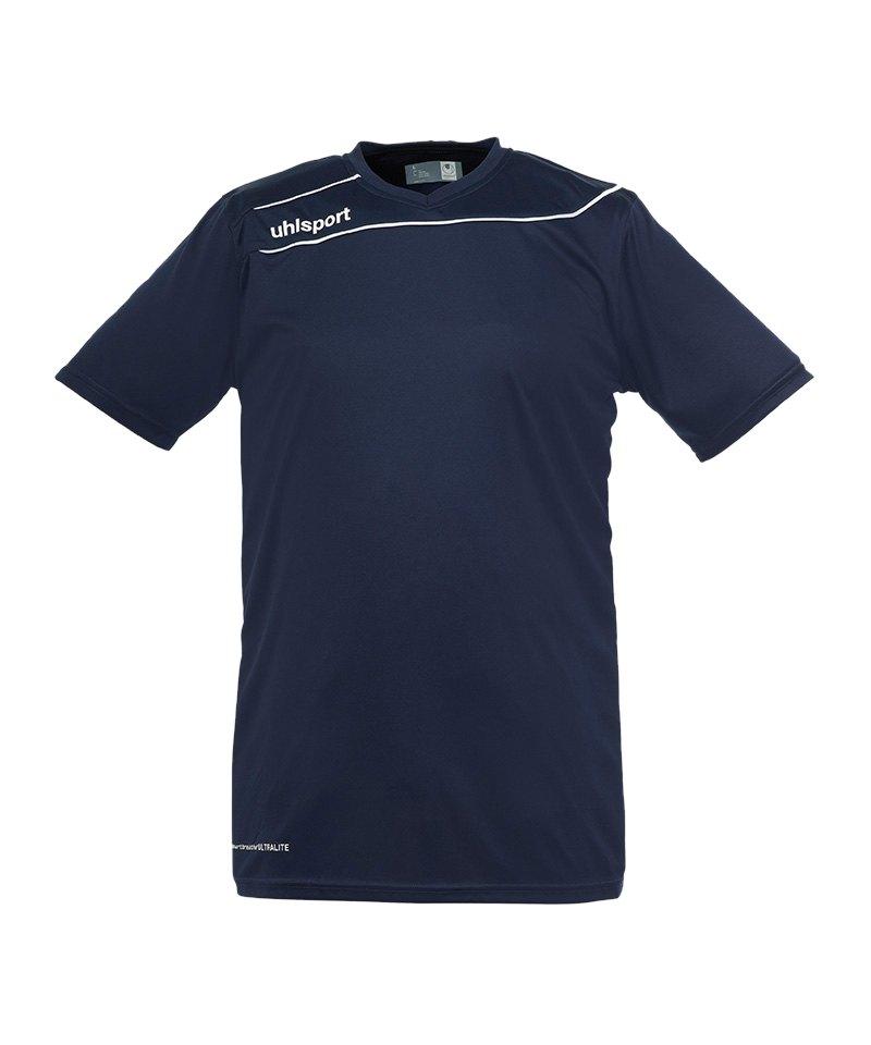 Uhlsport Stream 3.0 Trikot kurzarm Blau Weiss F03 - blau