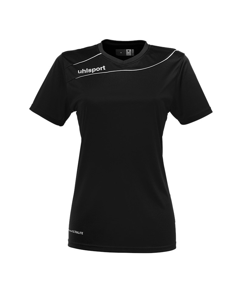 Uhlsport Trikot Stream 3.0 kurzarm Damen F02 - schwarz