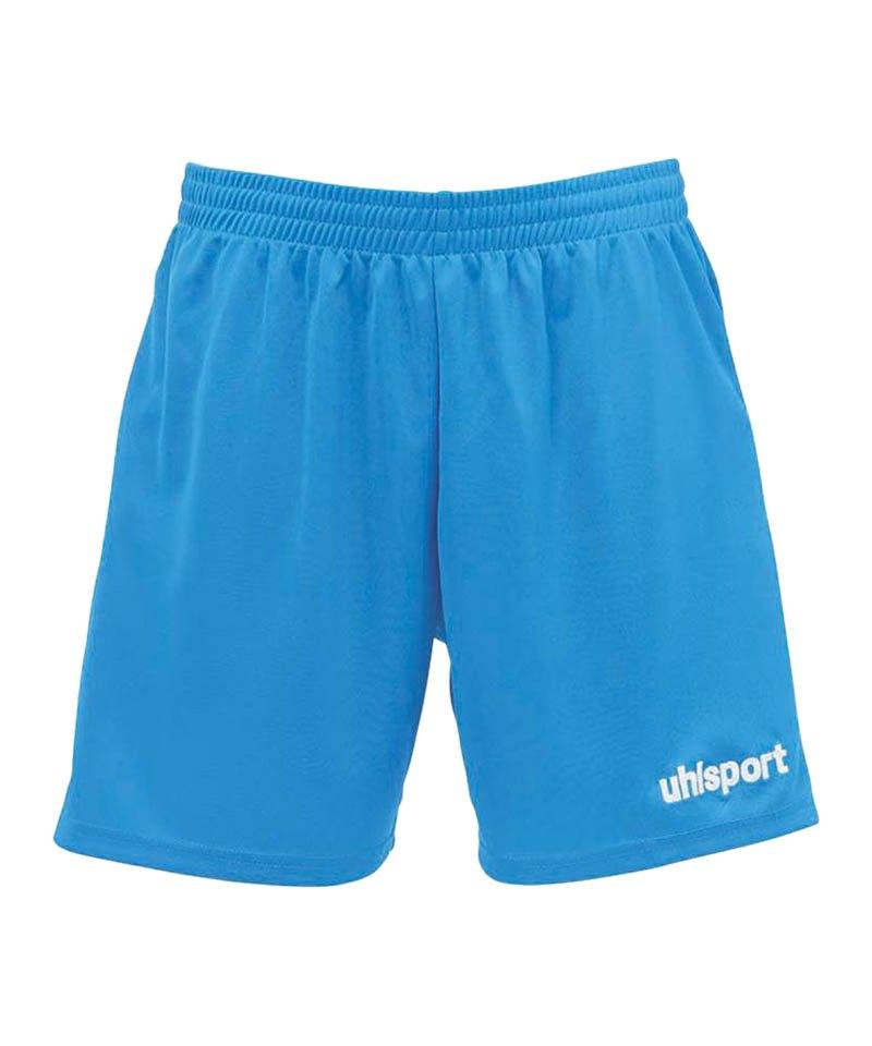 Uhlsport Short Center Basic Damen Blau F05 - blau