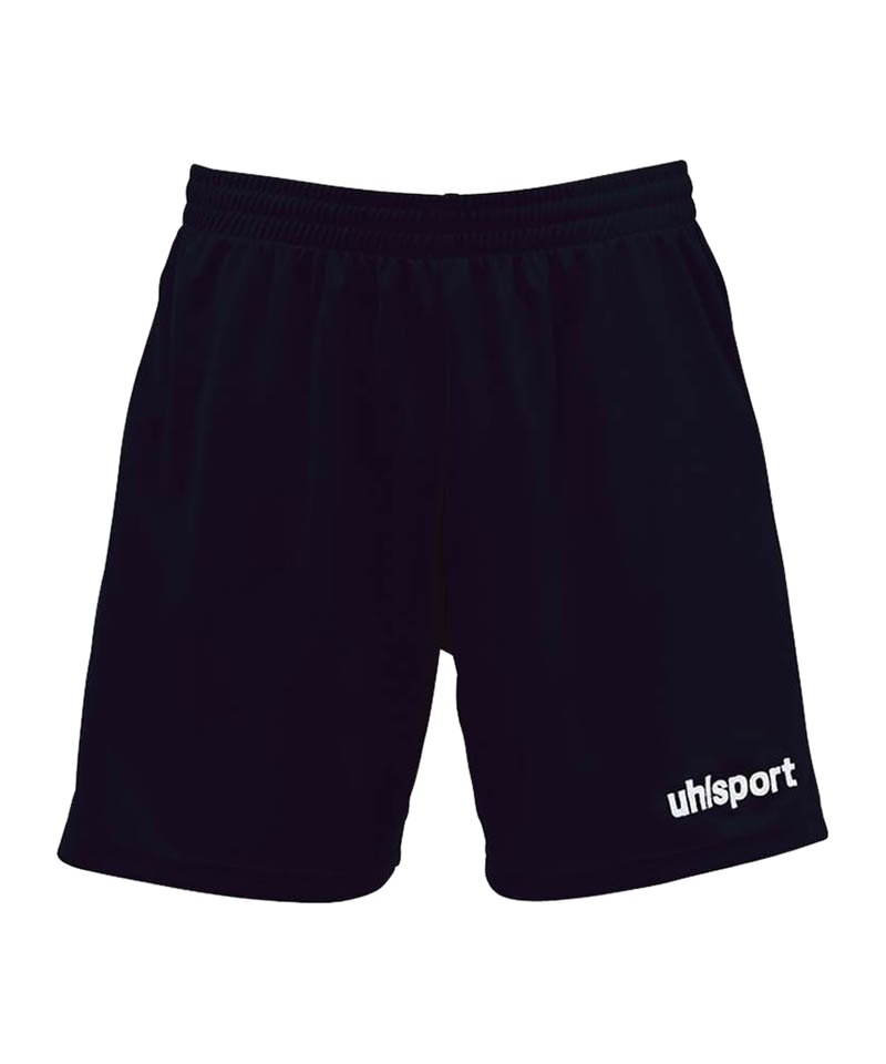 Uhlsport Short Center Basic Damen Schwarz F02 - schwarz