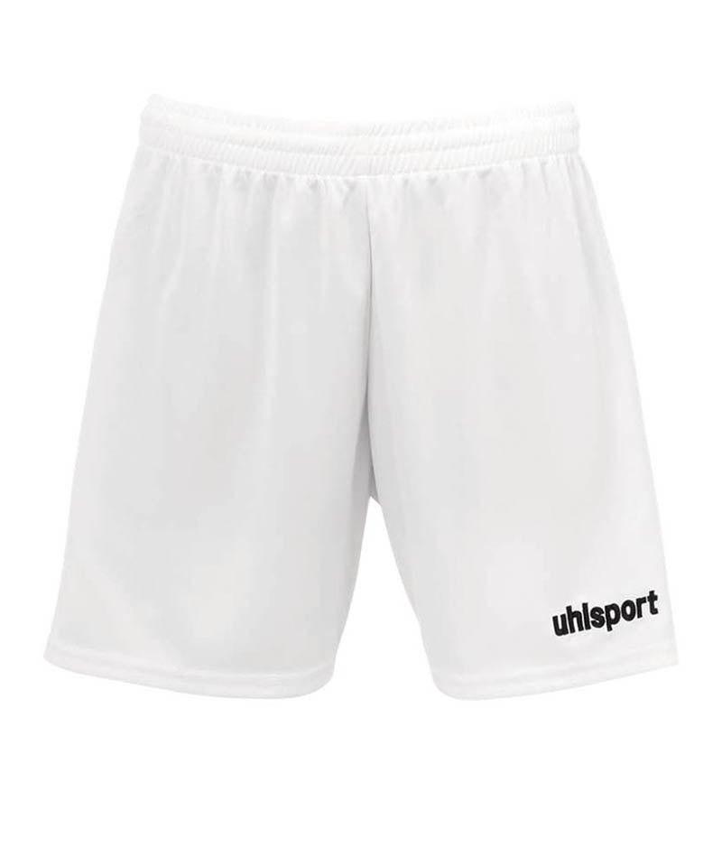 Uhlsport Short Center Basic Damen Weiss F07 - weiss