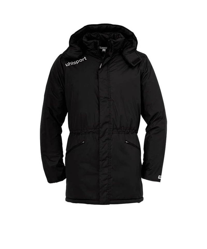 Uhlsport Winterjacke Essential Bench Schwarz F01 - schwarz