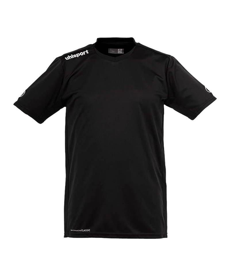 Uhlsport Trikot Hattrick kurzarm Kinder Schwarz F02 - schwarz