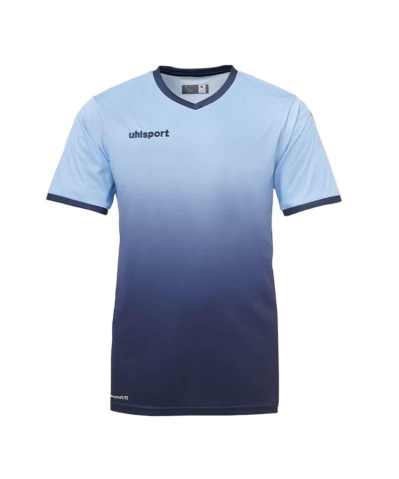 Uhlsport Trikot Division kurzarm Hellblau F03 - blau