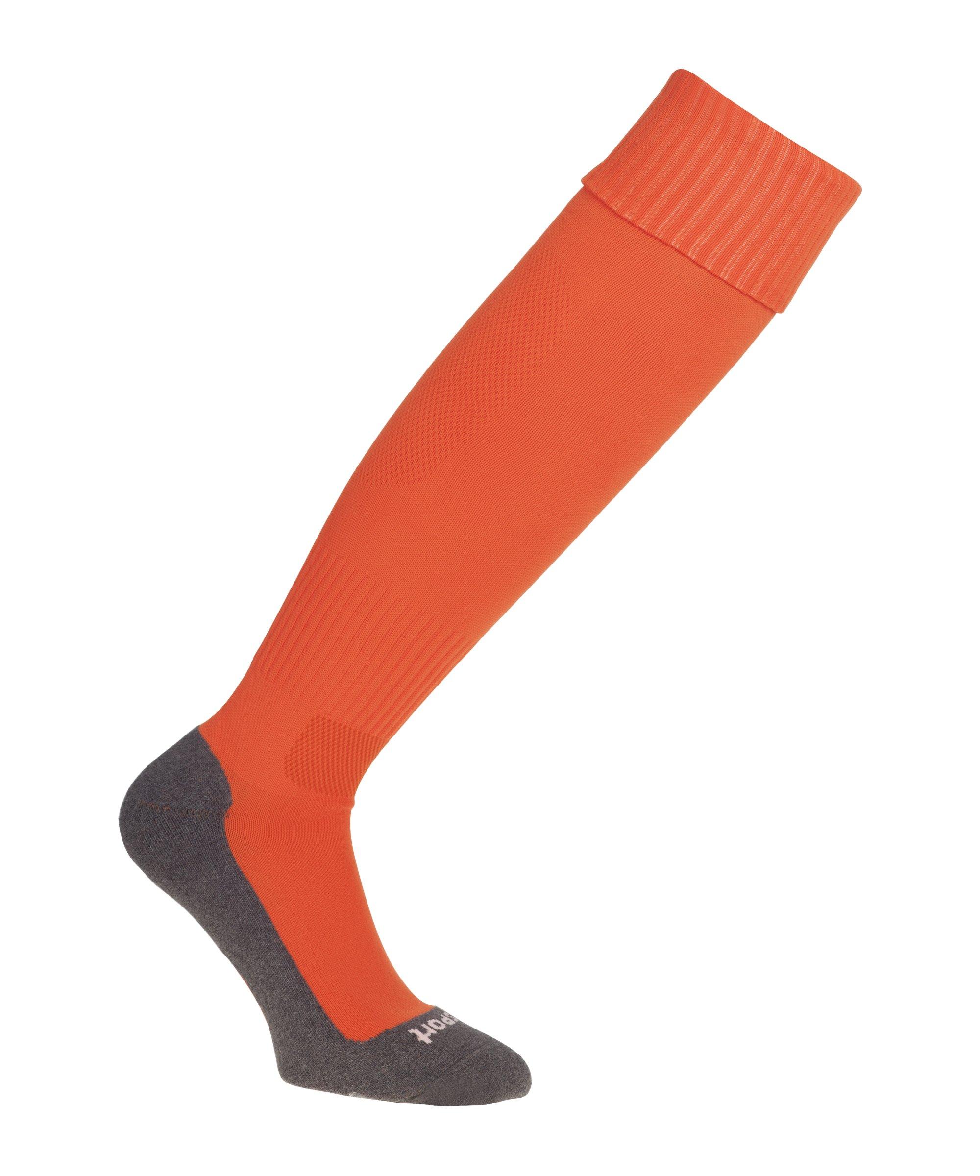 Uhlsport Stutzenstrumpf Team Pro Essential F17 - orange