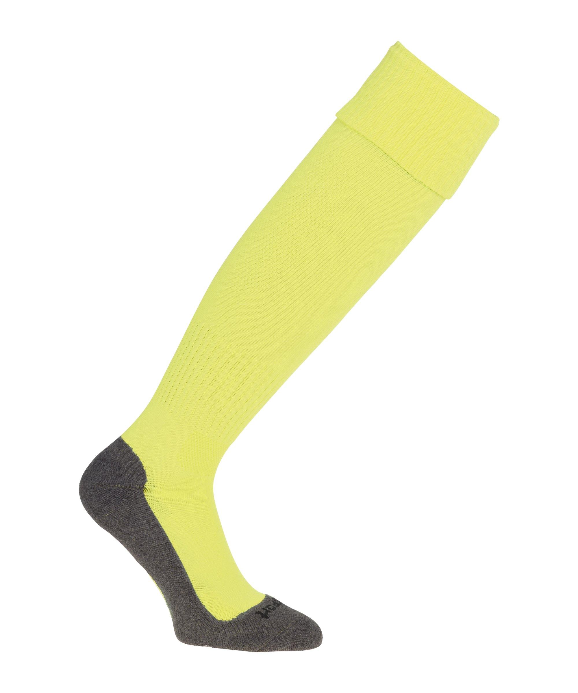 Uhlsport Team Pro Essential Stutzenstrumpf F20 - gelb