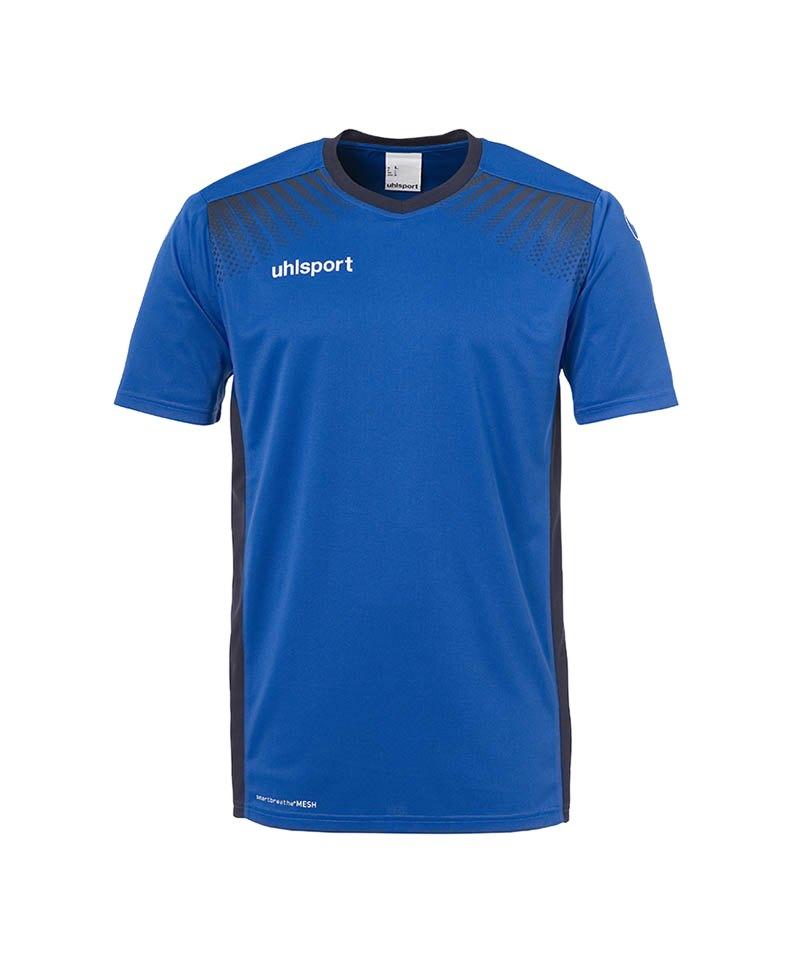 Uhlsport Trikot Goal kurzarm Blau F03 - blau