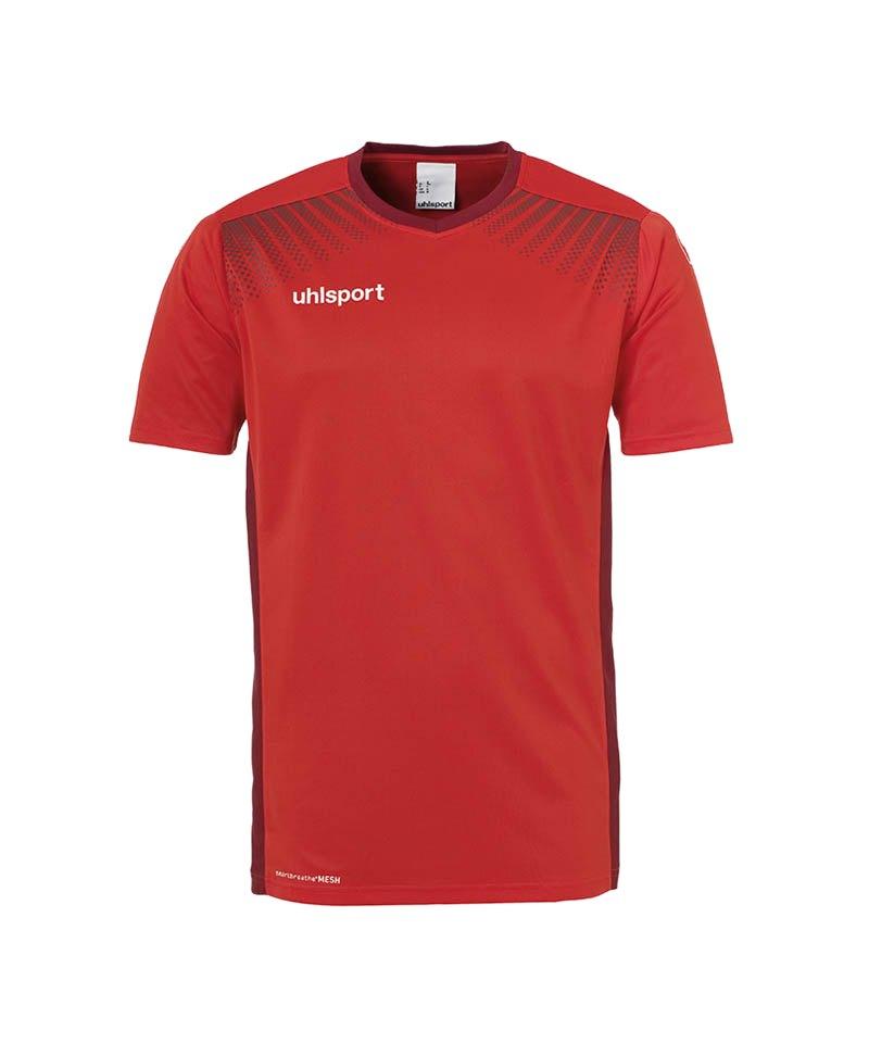 Uhlsport Trikot Goal kurzarm Kinder Rot F04 - rot