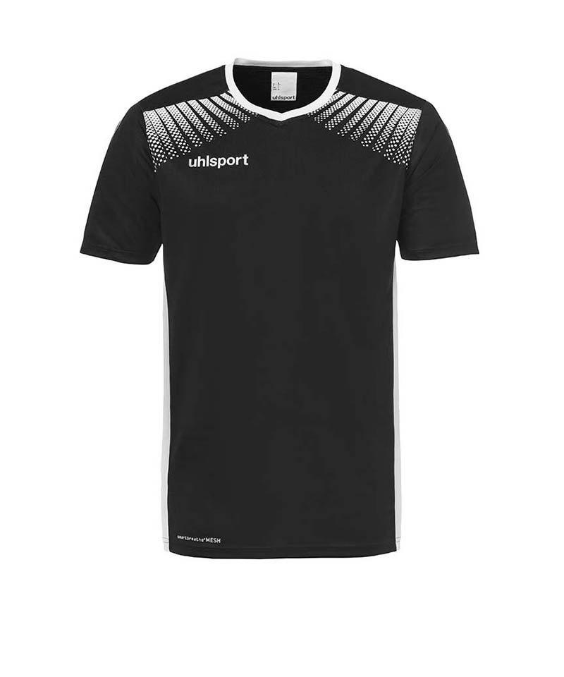 Uhlsport Trikot Goal kurzarm Schwarz Weiss F01 - schwarz