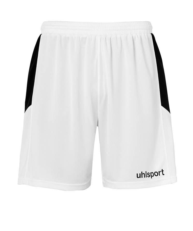 Uhlsport Hose Goal Short kurz Weiss Schwarz F02 - weiss