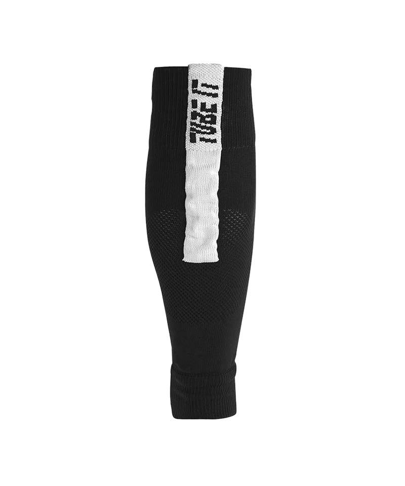 Uhlsport Stutzen Tube It Sleeve Schwarz Weiss F01 - schwarz