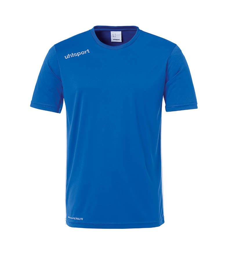 Uhlsport Trikot Essential kurzarm Blau Weiss F03 - blau