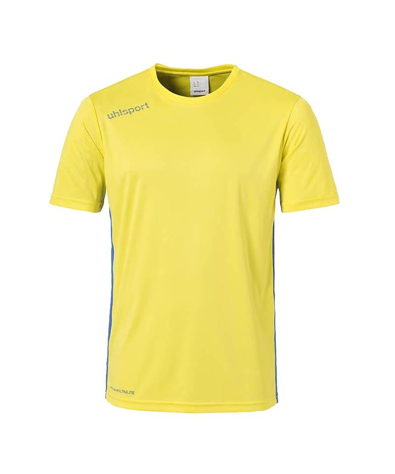 Uhlsport Trikot Essential kurzarm Gelb Blau F09 - gelb