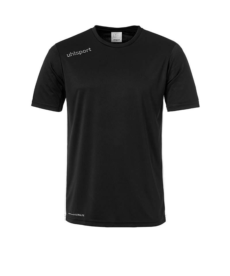 Uhlsport Trikot Essential kurzarm Kinder Schwarz F04 - schwarz