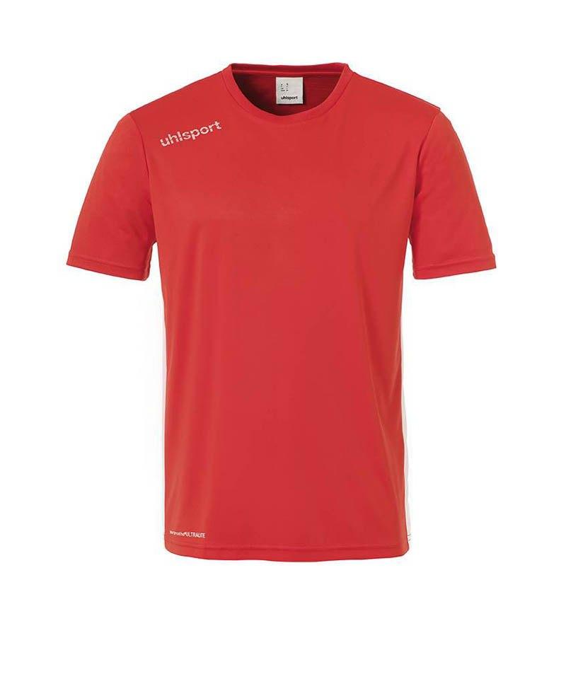 Uhlsport Trikot Essential kurzarm Rot Weiss F01 - rot