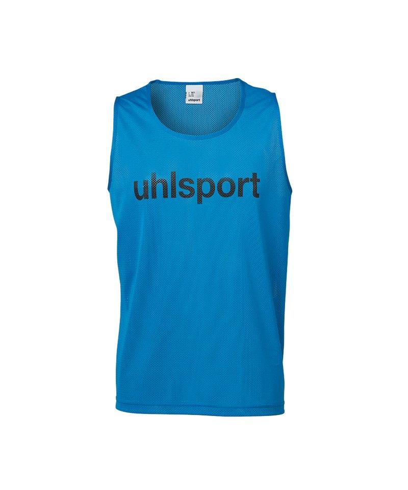 Uhlsport Markierungshemd Blau F02 - blau