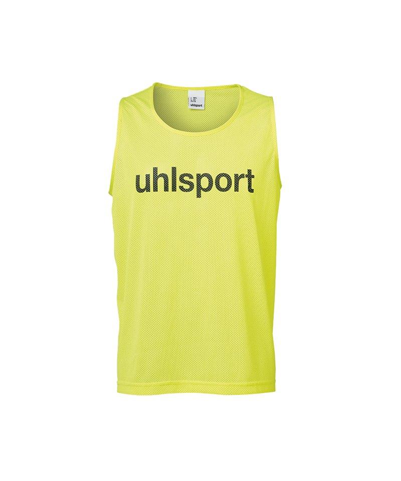 Uhlsport Markierungshemd Gelb F01 - gelb