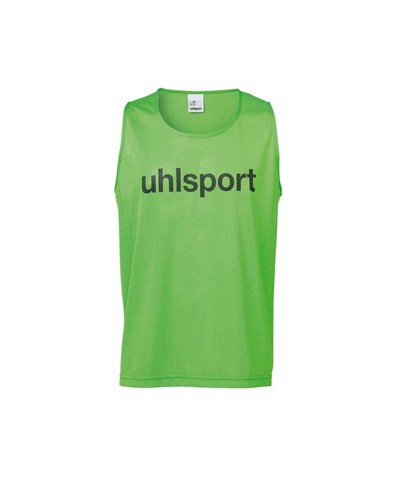 Uhlsport Markierungshemd Grün F03 - gruen