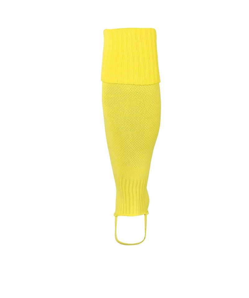 Uhlsport Stegstutzen Bambini Gelb F18 - gelb
