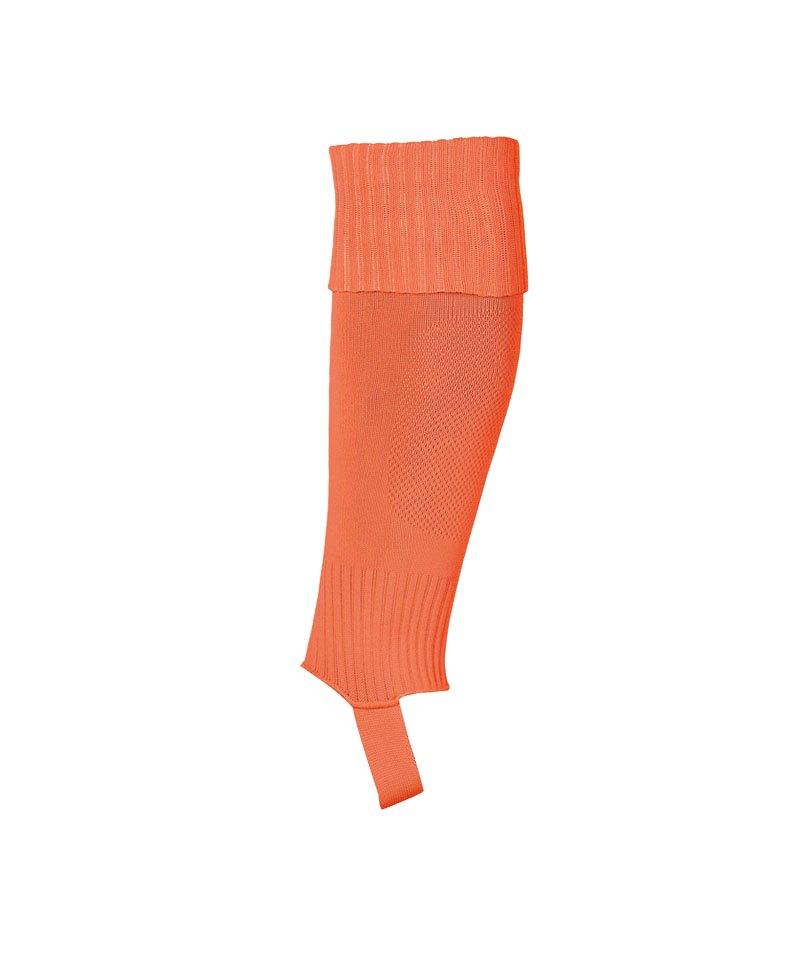 Uhlsport Stegstutzen Bambini Orange F17 - orange