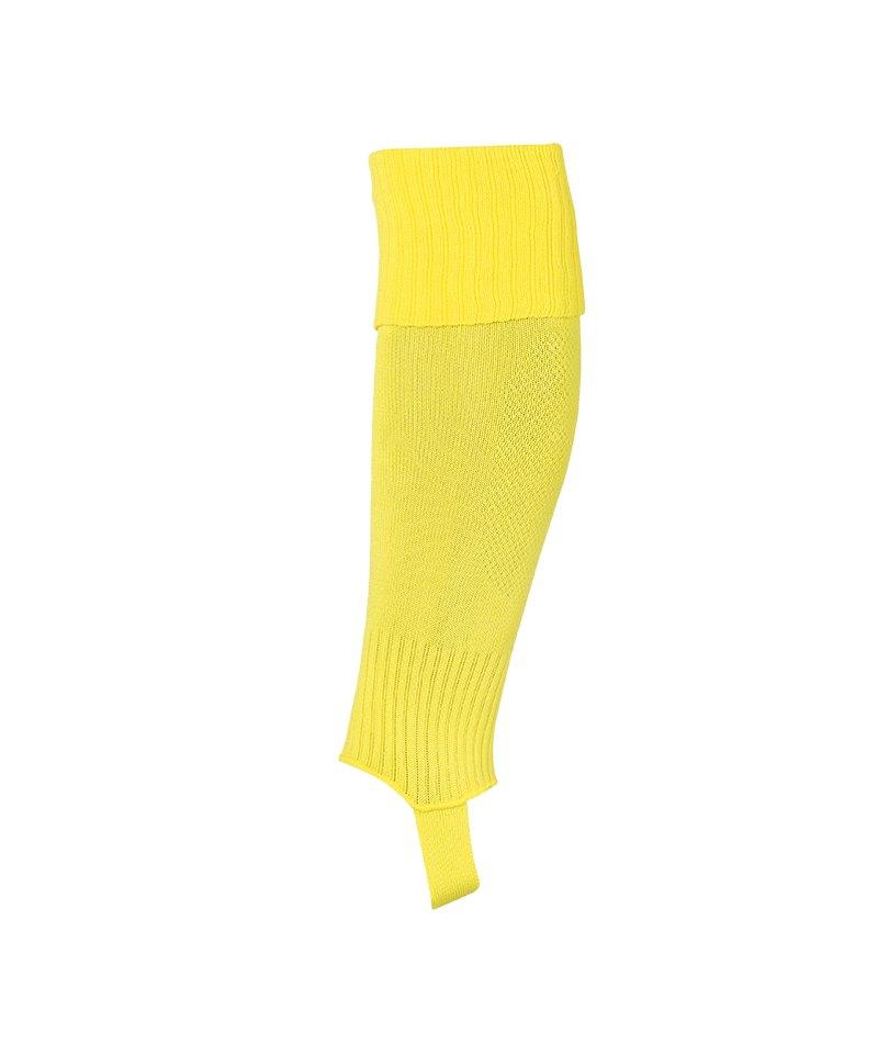 Uhlsport Stegstutzen Junior Gelb F18 - gelb