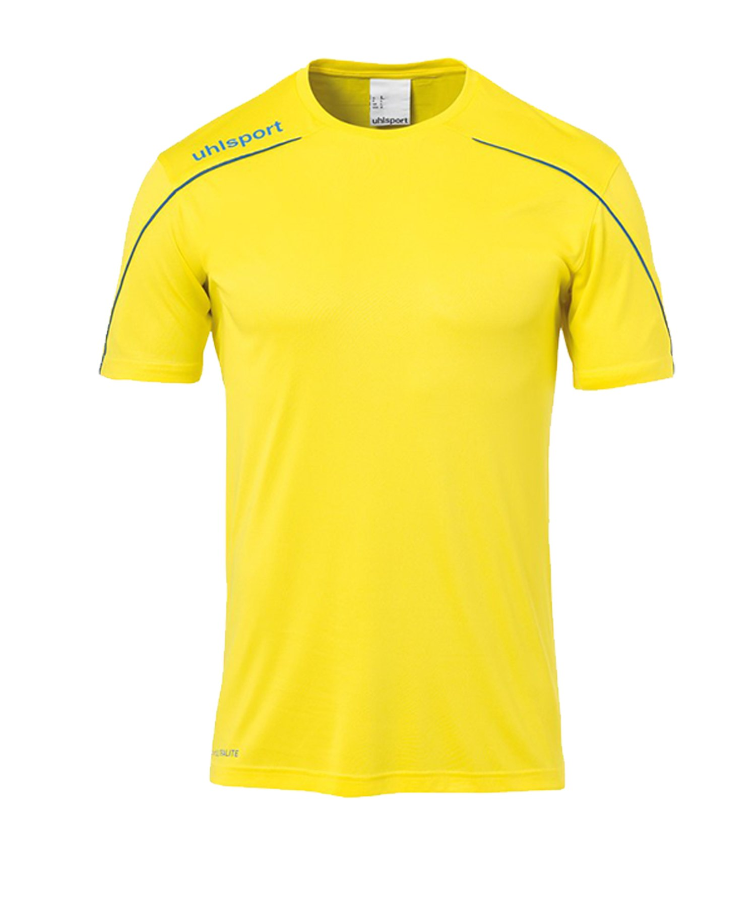 Uhlsport Stream 22 Trikot kurzarm Gelb Blau F11 - Gelb