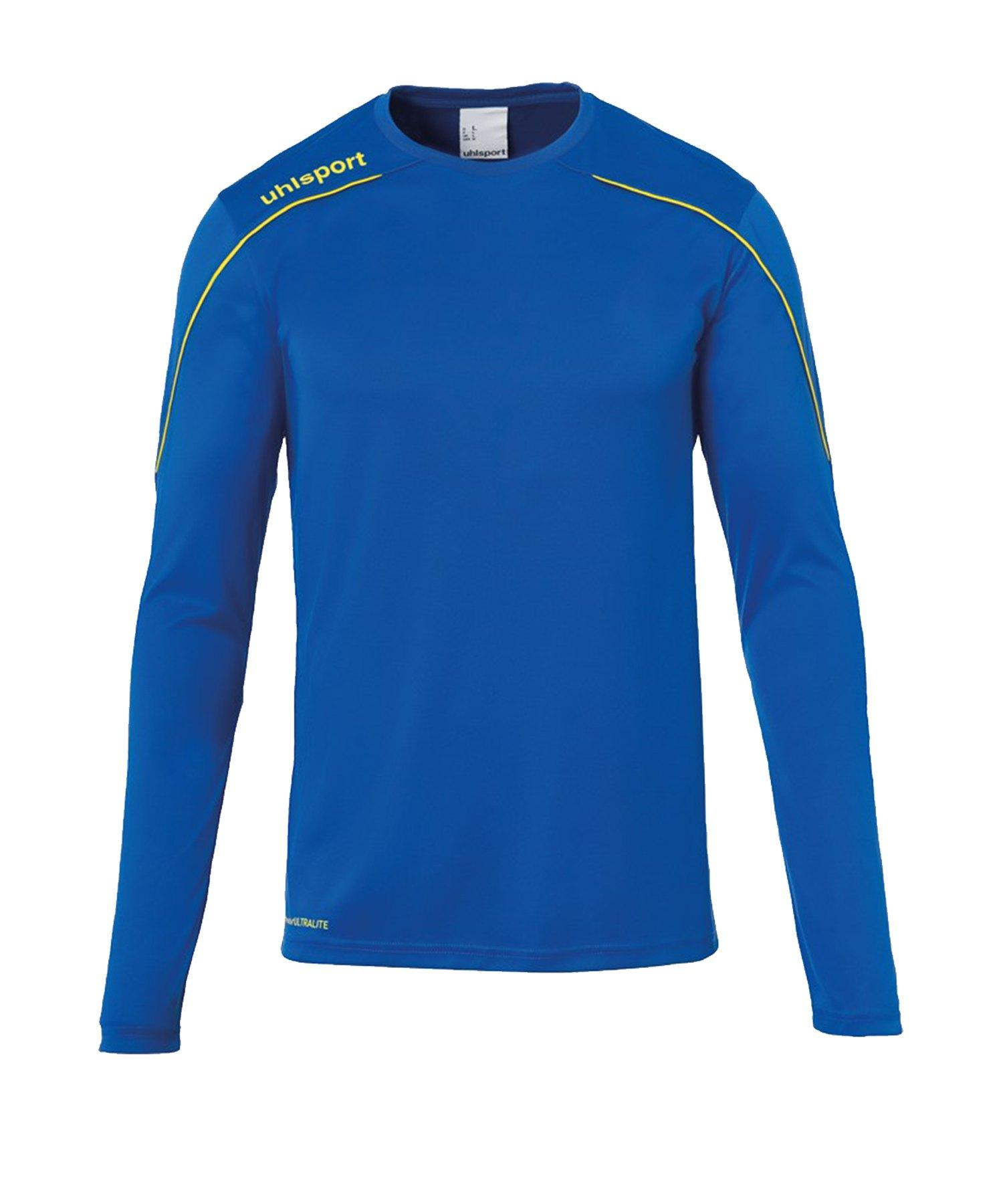 Uhlsport Stream 22 Trikot langarm Blau Gelb F14 - Blau