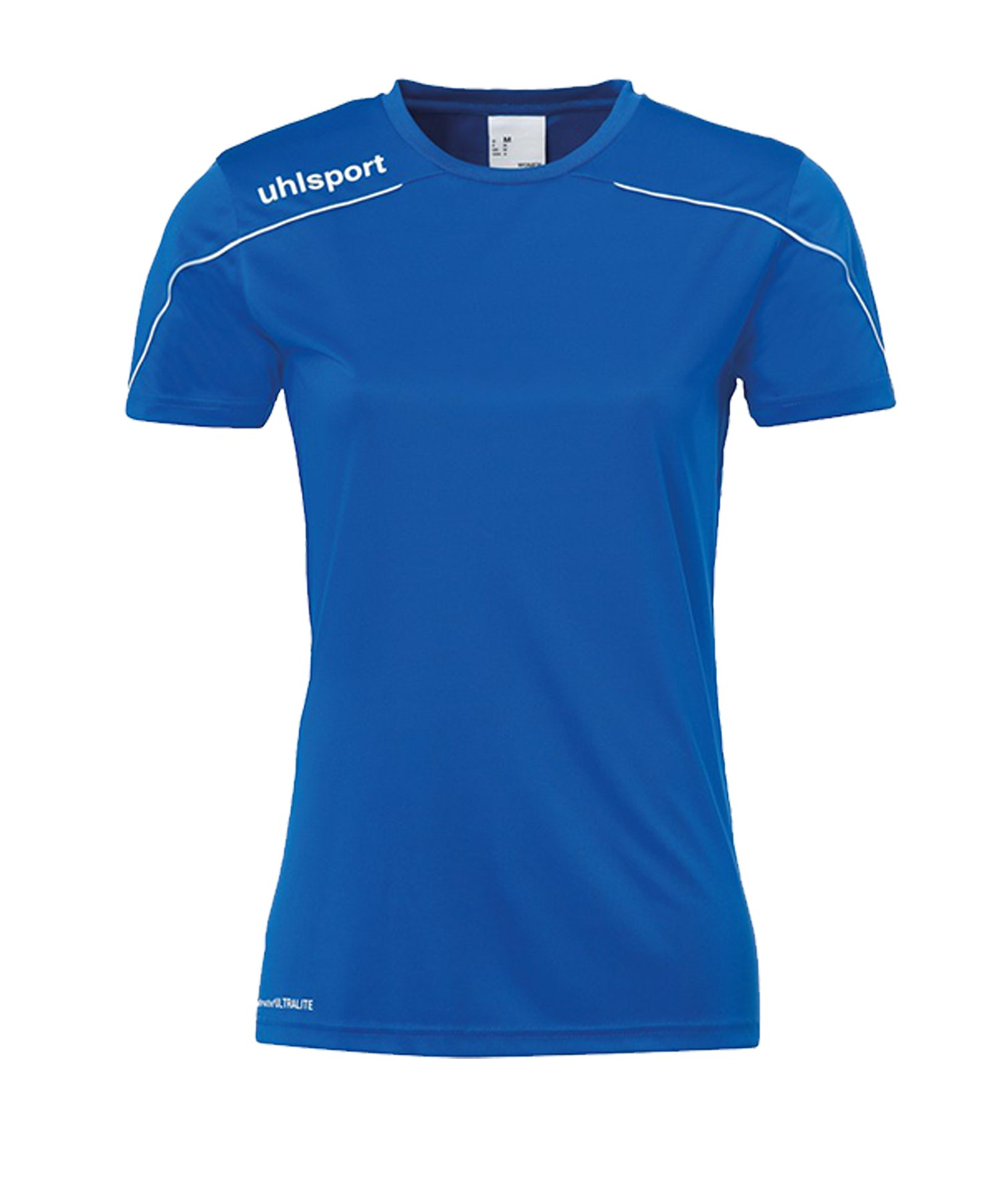 Uhlsport Stream 22 Trikot kurzarm Damen Blau F03 - Blau