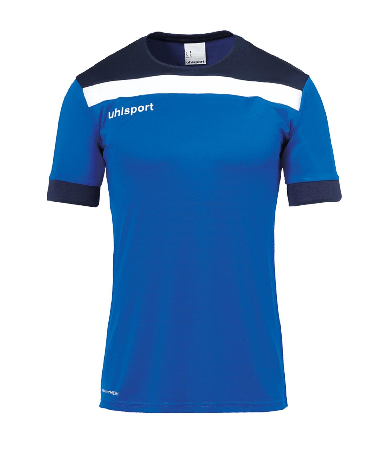 Uhlsport Offense 23 Trikot kurzarm Blau F03 - blau