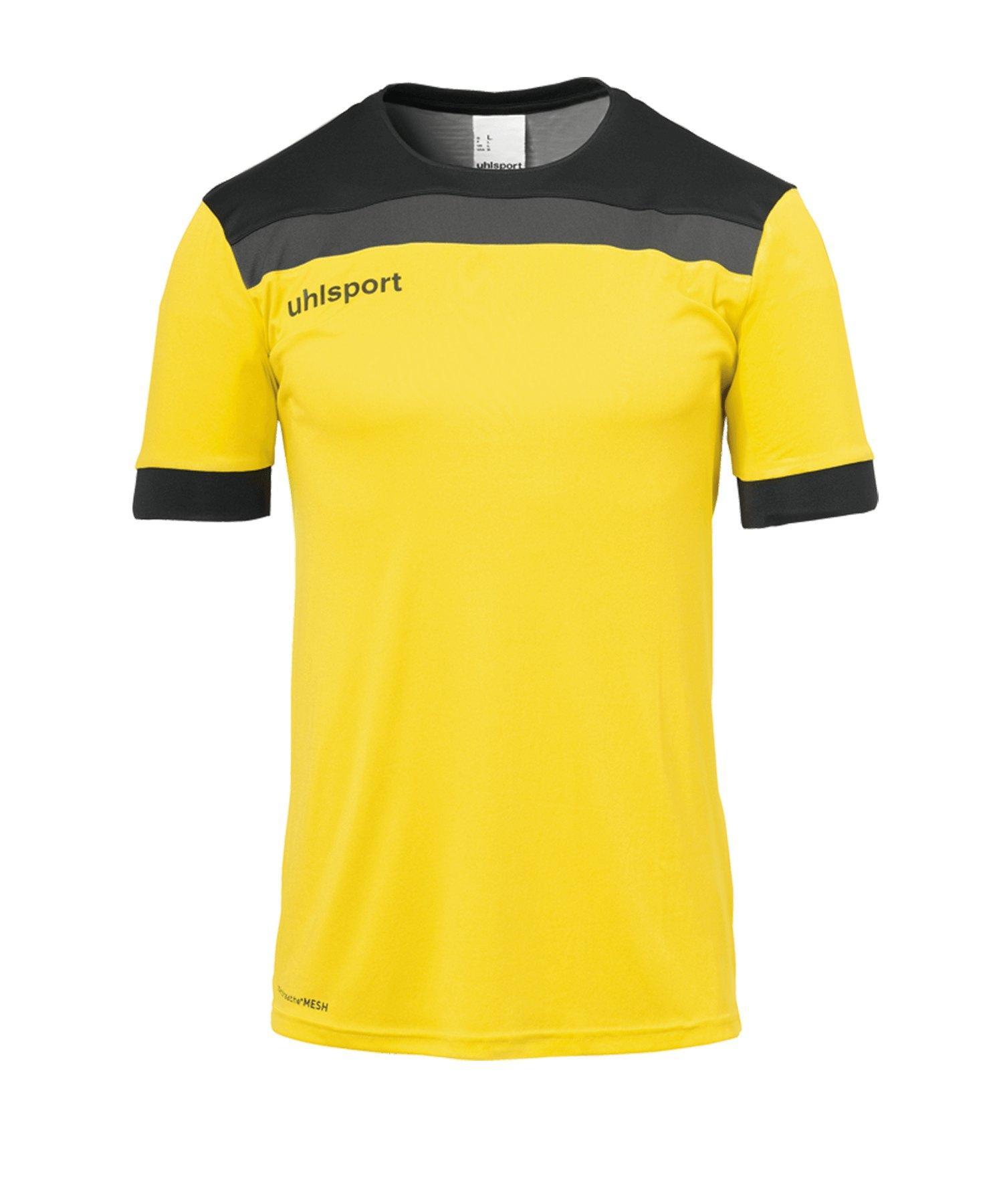 Uhlsport Offense 23 Trikot kurzarm Gelb F07 - gelb