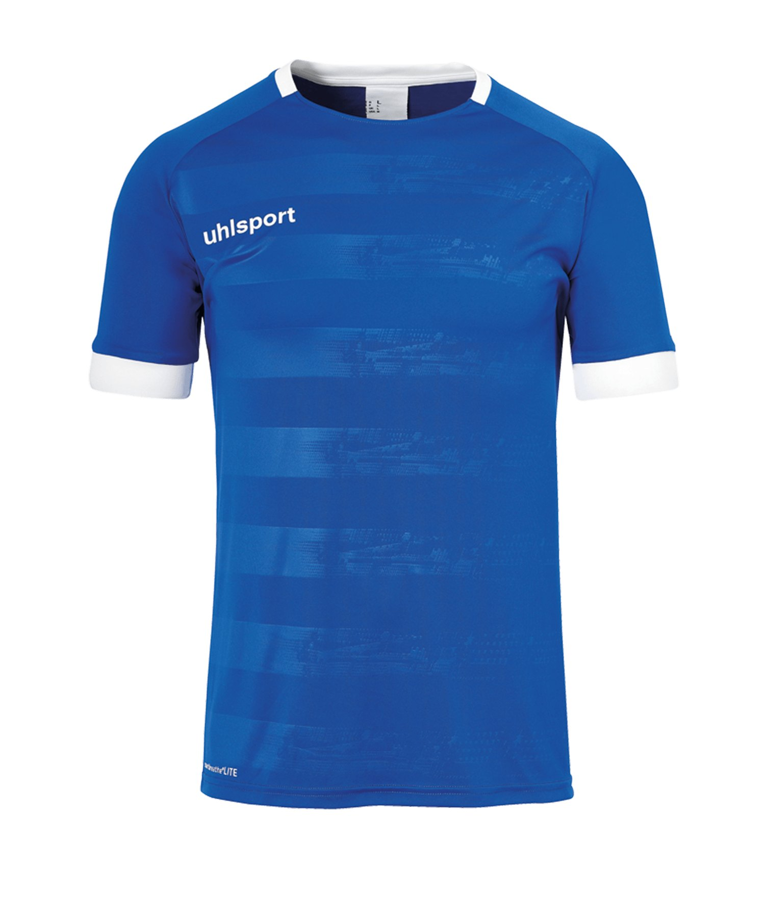 Uhlsport Division II Trikot kurzarm Blau Weiss F03 - blau