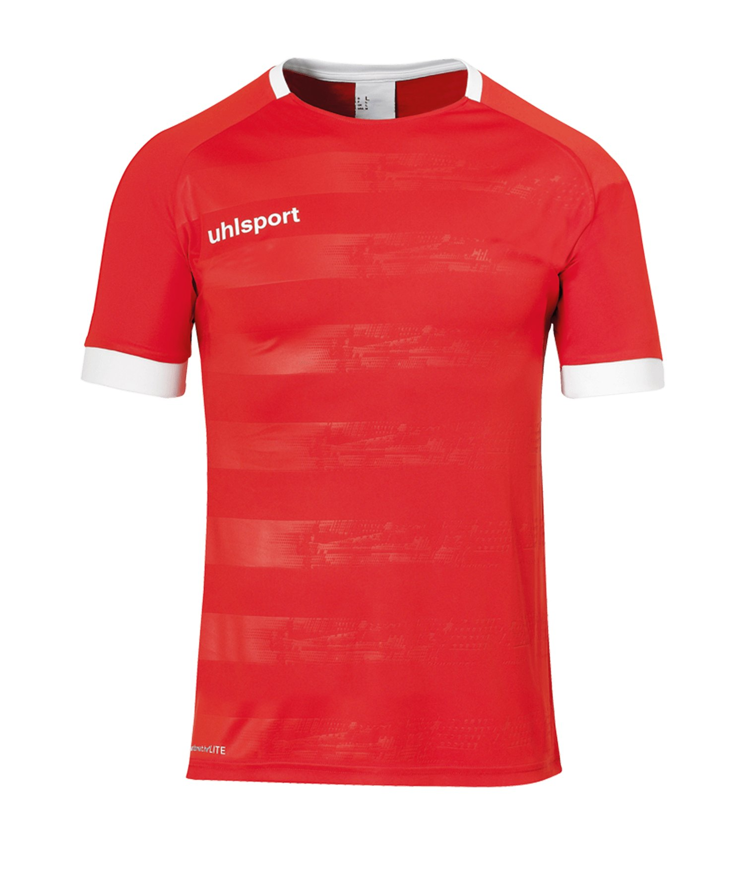 Uhlsport Division II Trikot kurzarm Rot Weiss F04 - rot