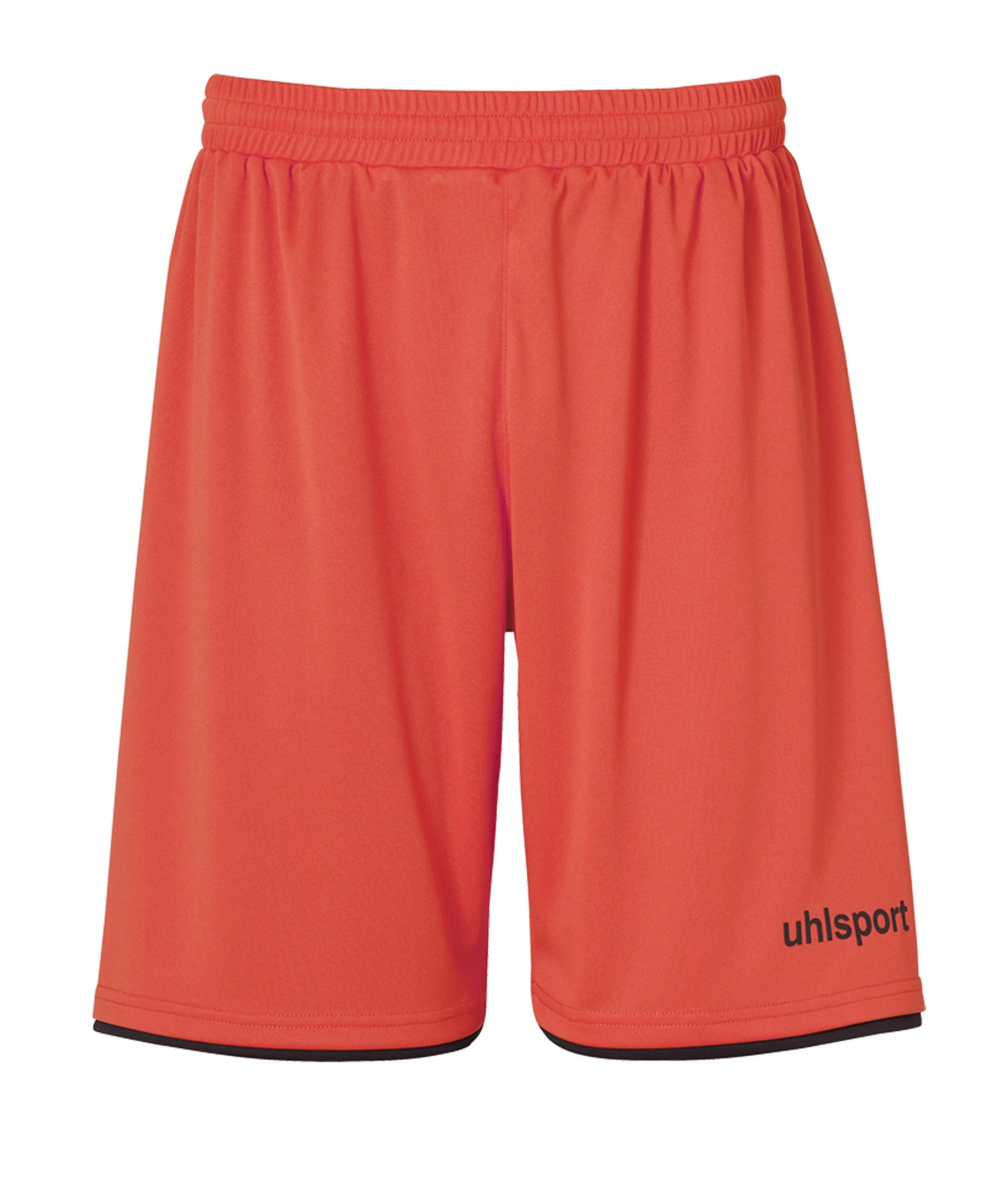Uhlsport Club Short Kids Orange Schwarz F12 - orange