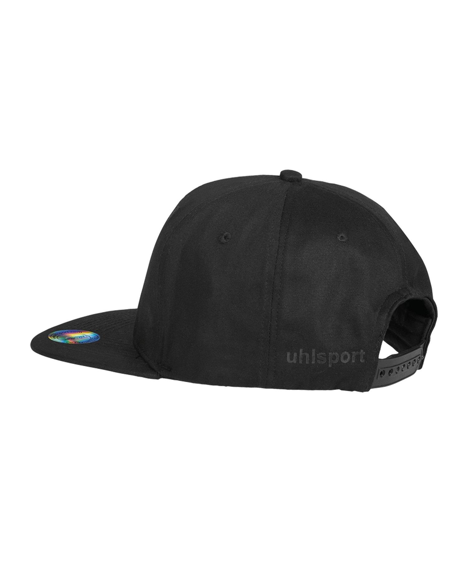 Uhlsport Essential Pro Base Cap Schwarz F01 - schwarz