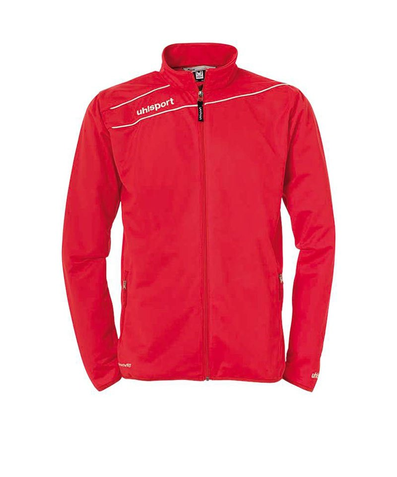 Uhlsport Jacke Stream 3.0 Classic Kinder Rot F01 - rot