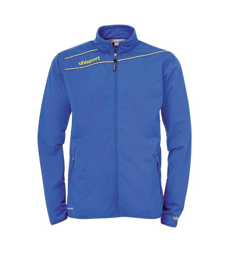 Uhlsport Stream 3.0 Classic Trainingsjacke Blau Weiss F04 - blau