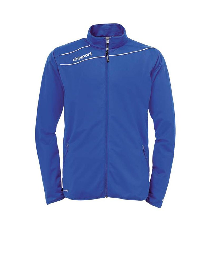 Uhlsport Stream 3.0 Classic Trainingsjacke Blau Weiss F07 - blau