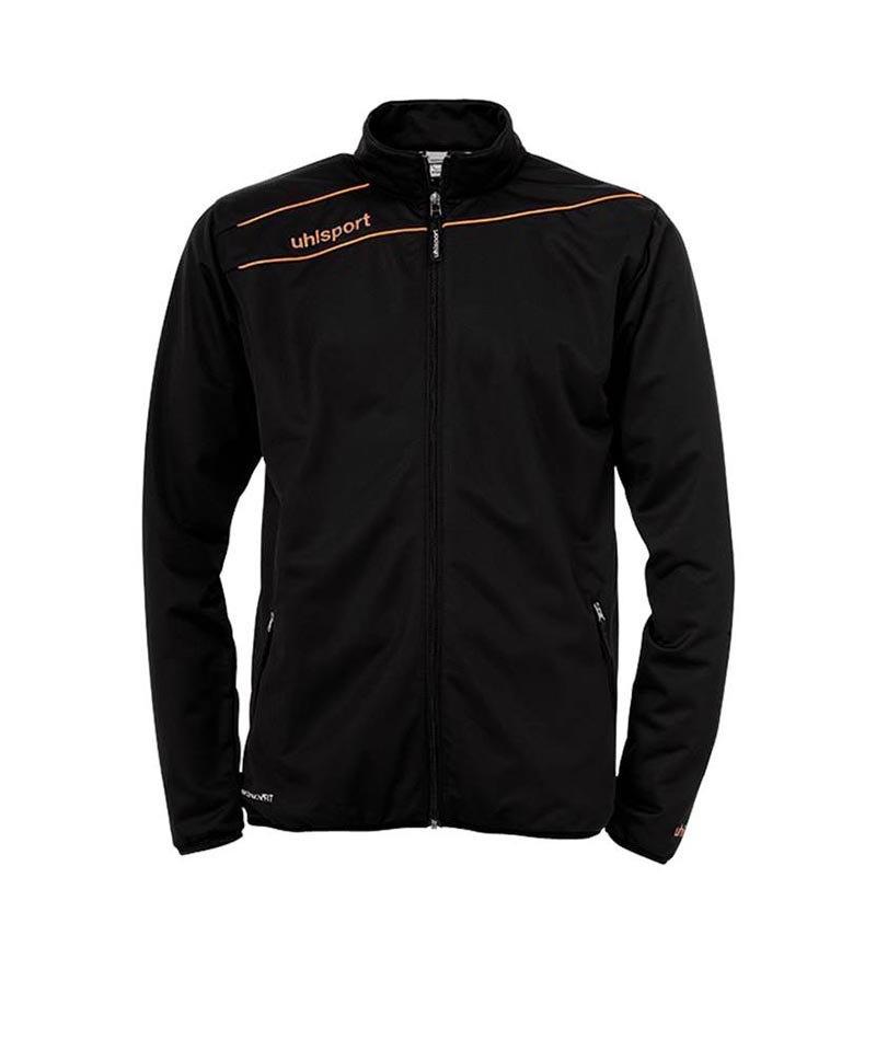 Uhlsport Stream 3.0 Classic Trainingsjacke Schwarz F17 - schwarz