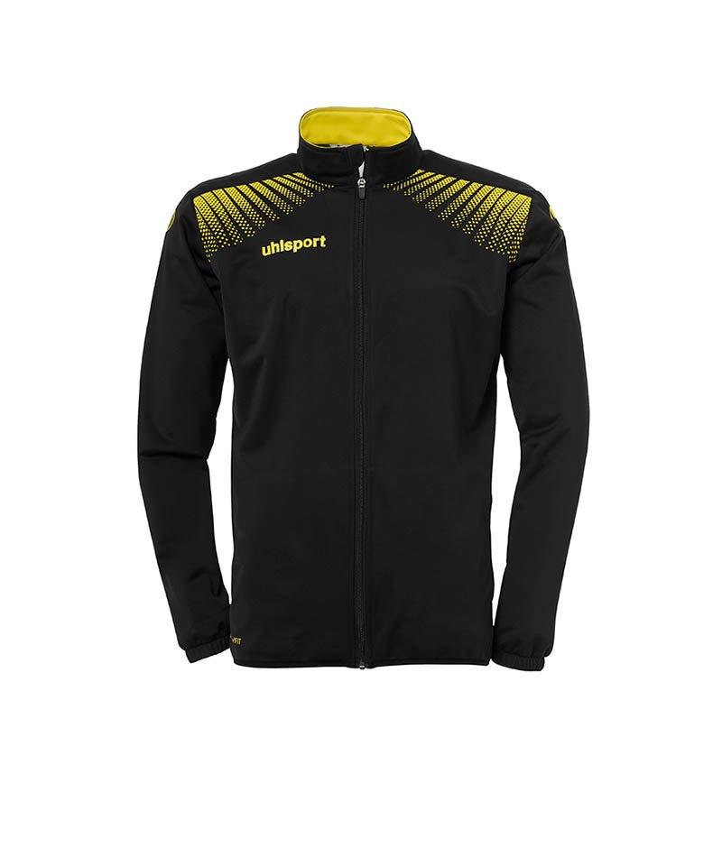 Uhlsport Trainingsjacke Goal Schwarz Gelb F08 - schwarz