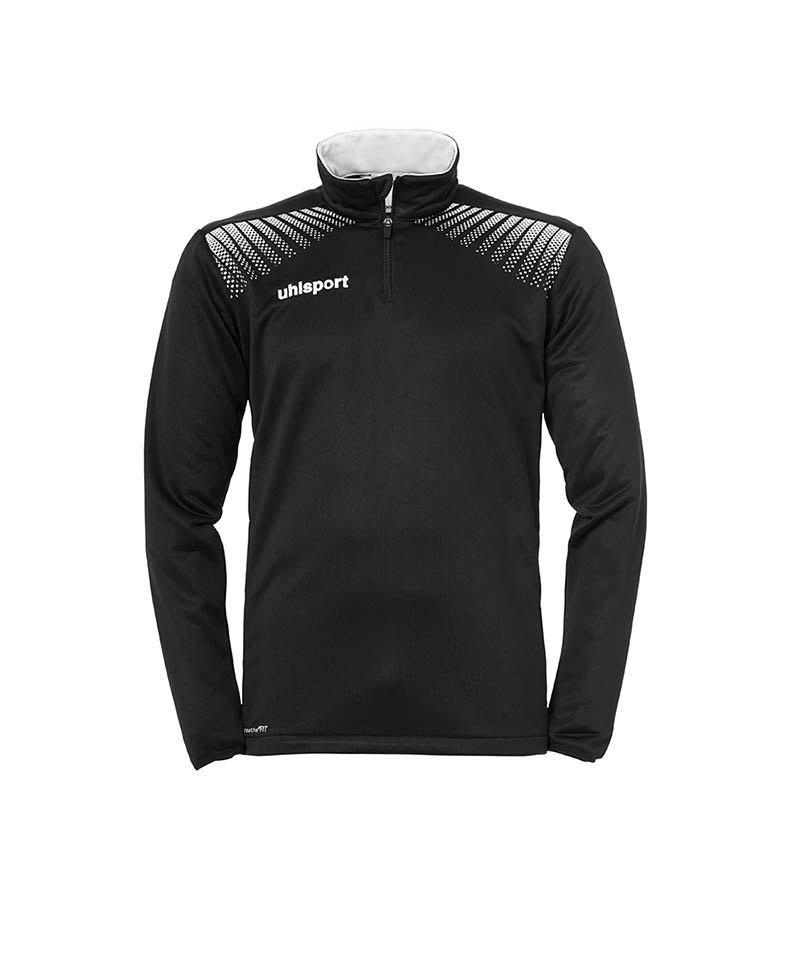 Uhlsport Ziptop Goal Schwarz Weiss F01 - schwarz