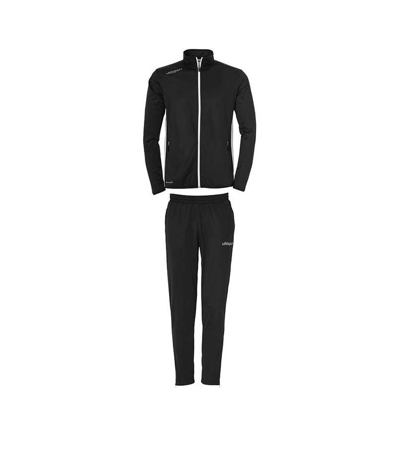 Uhlsport Trainingsanzug Essential Classic F01 - schwarz