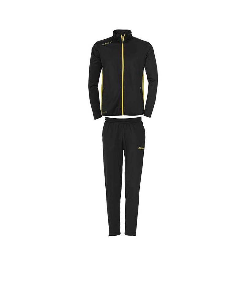 Uhlsport Trainingsanzug Essential Classic F08 - schwarz